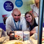 Chef Neil & me in the KetoCal booth