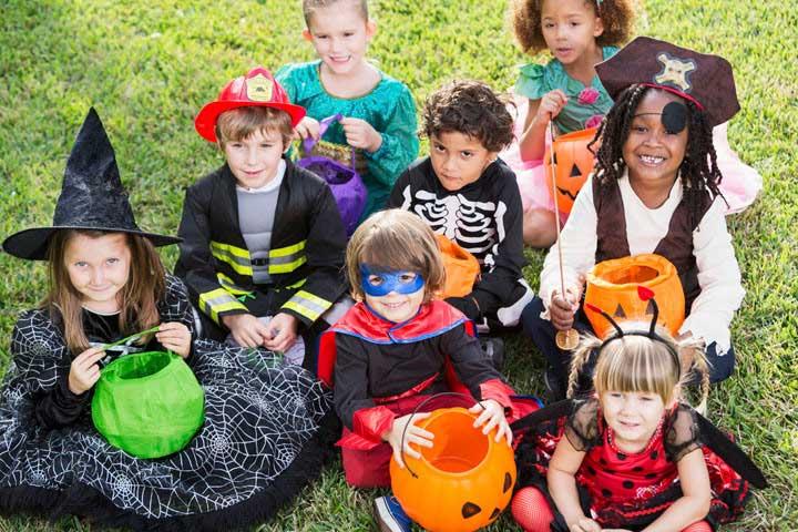 Halloween on the ketogenic diet