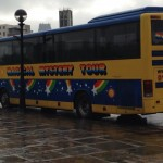 When in Liverpool, the Beatles tour bus is a must!