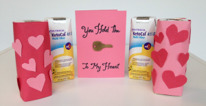 KetoCal hearts for valentine's day